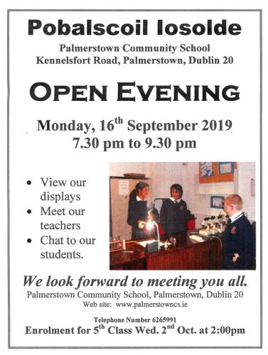 Open Night Flyer jpg
